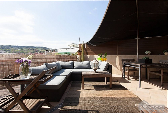 Spectacular penthouse in the Eixample - Guernica, Tre Camere (56590), 012