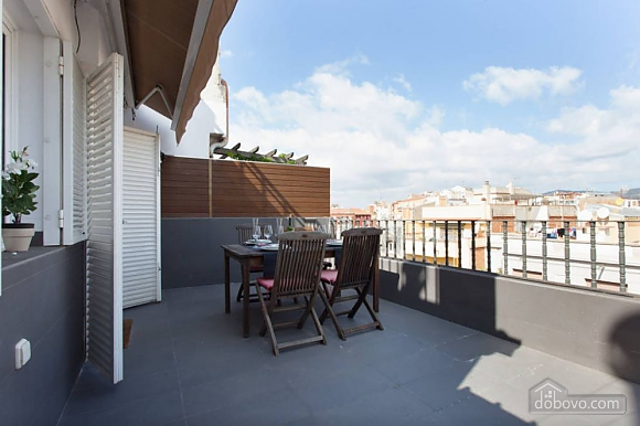 Spectacular penthouse in the Eixample - Guernica, Tre Camere (56590), 017