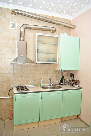 Apartment with kitchen mint color and pleasant atmosphere, Una Camera (41771), 005