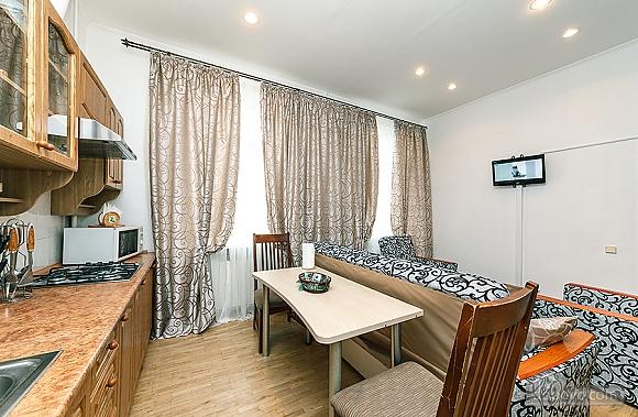 Stylish apartment in the city center, Un chambre (94630), 004