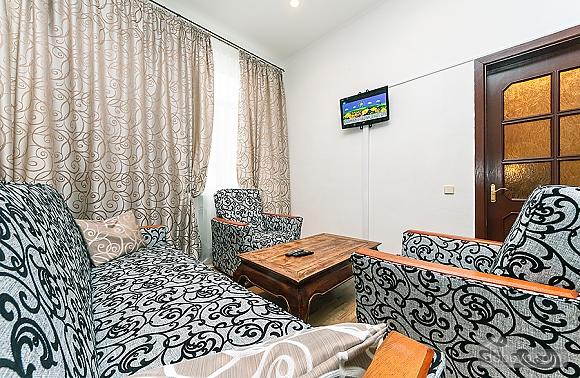 Stylish apartment in the city center, Un chambre (94630), 006