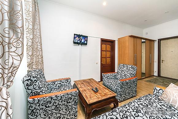 Stylish apartment in the city center, Un chambre (94630), 008