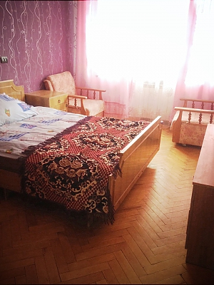 Apartment in Ternopil, Un chambre, 001