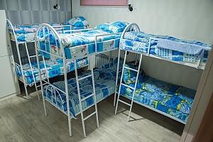 Hostel of European level, Trois chambres, 001