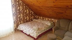 Дом с камином на берегу озера, 4х-комнатная, 002