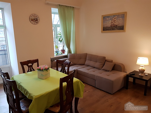 Spacious VIP apartment in historic center, Two Bedroom (12576), 016