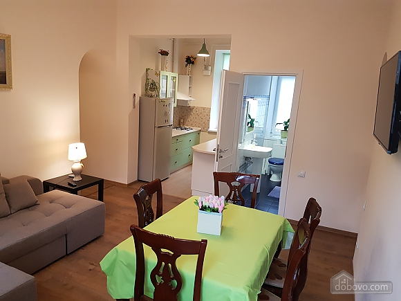 Spacious VIP apartment in historic center, Two Bedroom (12576), 018