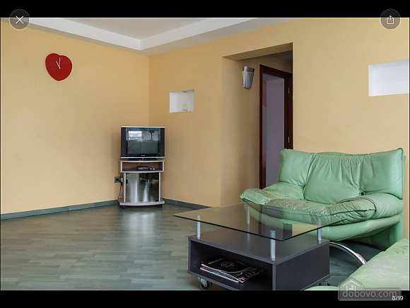 Люкс, 3-кімнатна (16853), 009