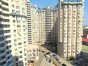 Квартира-студія з видом на Одеську затоку, 1-кімнатна, 001