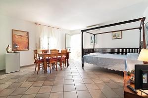 Apartment in Gallipoli, Un chambre, 004