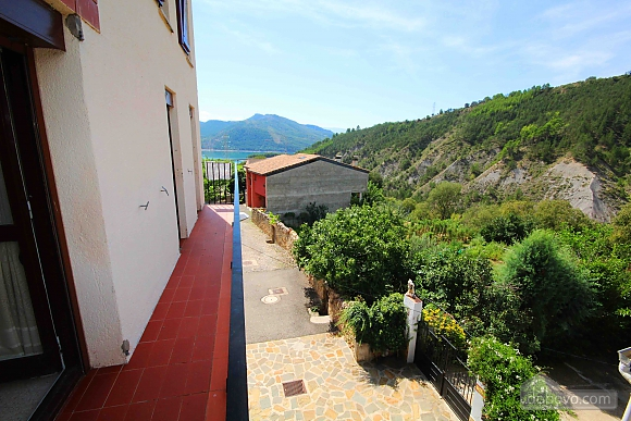 Holiday apartment in the Pyrenees next to the lake, Tre Camere (80204), 008