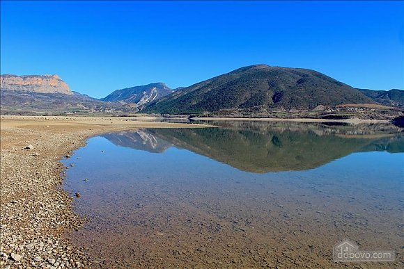 Holiday apartment in the Pyrenees next to the lake, Tre Camere (80204), 020
