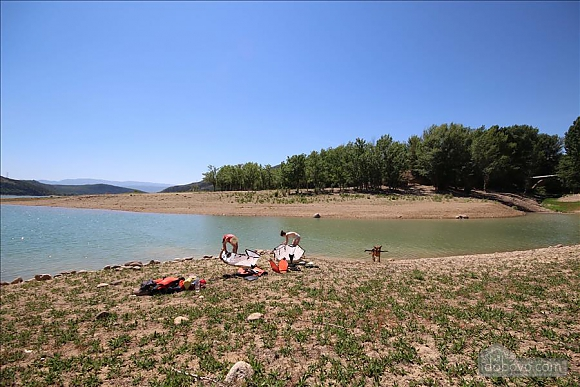 Holiday apartment in the Pyrenees next to the lake, 4-кімнатна (80204), 022