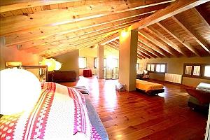 Casa Mora d Aiguabella, Sechszimmerwohnung, 003