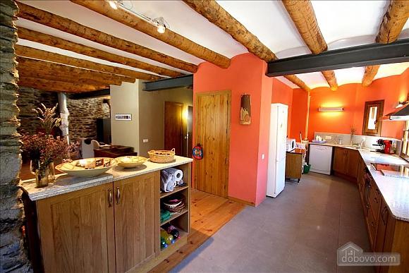 Casa Mora d Aiguabella, Five Bedroom (90709), 007
