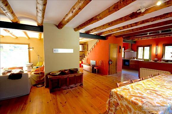 Casa Mora d Aiguabella, Five Bedroom (90709), 122
