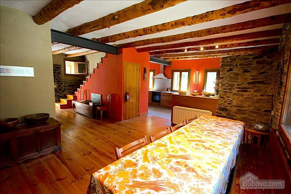 Casa Mora d Aiguabella, Five Bedroom (90709), 138