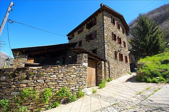 Casa Mora d Aiguabella, Five Bedroom (90709), 170