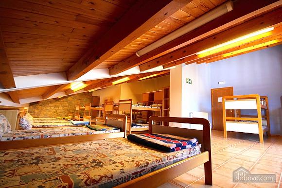 Cama Individual en Habitacion Mixta Compartida, One Bedroom (27221), 001