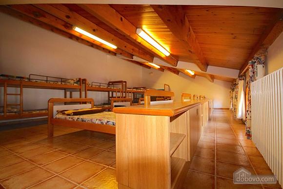 Cama Individual en Habitacion Mixta Compartida, One Bedroom (27221), 002