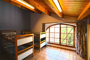 Cama Individual en Habitacion Mixta Compartida, One Bedroom, 003