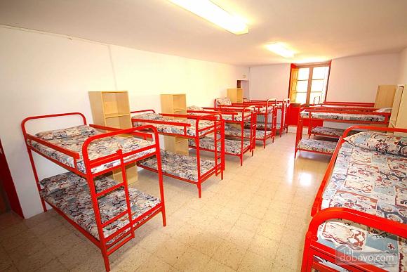 Cama Individual en Habitacion Mixta Compartida, One Bedroom (27221), 006