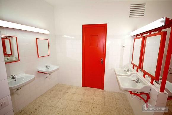 Cama Individual en Habitacion Mixta Compartida, One Bedroom (27221), 007