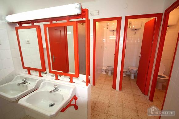 Cama Individual en Habitacion Mixta Compartida, One Bedroom (27221), 008