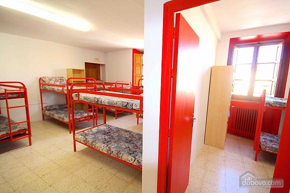 Cama Individual en Habitacion Mixta Compartida, One Bedroom (27221), 010