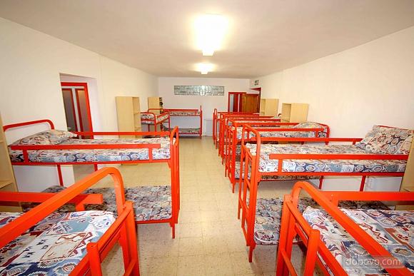 Cama Individual en Habitacion Mixta Compartida, One Bedroom (27221), 011