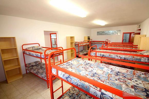 Cama Individual en Habitacion Mixta Compartida, One Bedroom (27221), 012