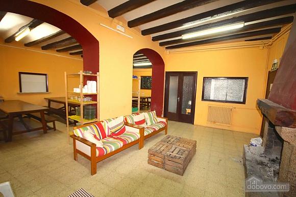 Cama Individual en Habitacion Mixta Compartida, One Bedroom (27221), 022