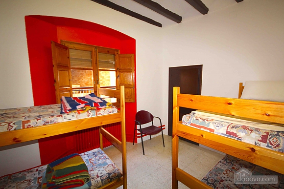 Sant Corneli - Habitacion Cuadruple, One Bedroom (92544), 002