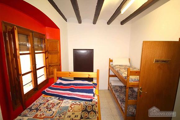 Sant Corneli - Habitacion Cuadruple, One Bedroom (92544), 003