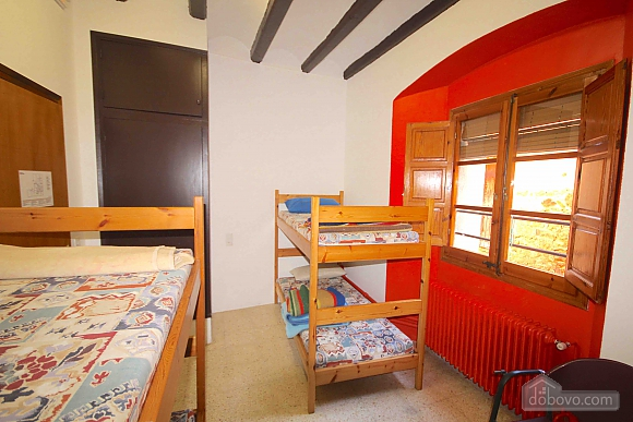 Sant Corneli - Habitacion Cuadruple, One Bedroom (92544), 004