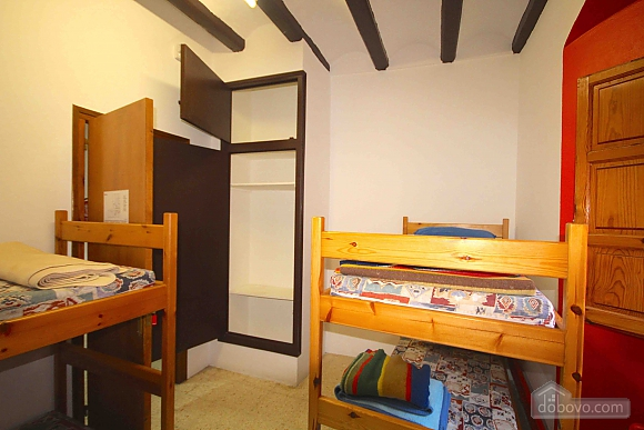 Sant Corneli - Habitacion Cuadruple, One Bedroom (92544), 005