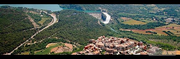 Sant Corneli - Habitacion Cuadruple, Una Camera (92544), 034