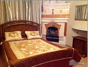 Cottage on two levels in the center of the city, One Bedroom, 001