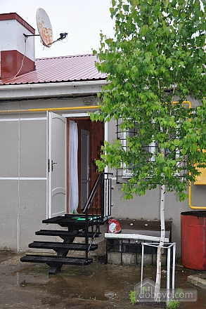 Cottage in Gribovka 50 meters from the sea, Studio (85371), 013