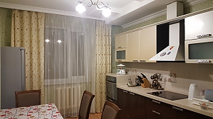 Cozy apartment in Astana, Due Camere, 001