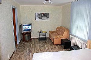 Apartment near the railway station, Studio, 001