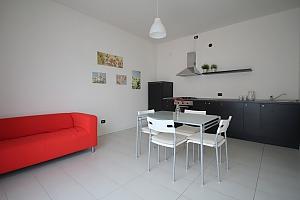 Cozy apartment, Zweizimmerwohnung, 001