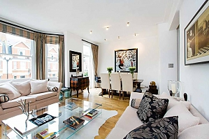 Chic apartment in a good area, Quatre chambres, 002