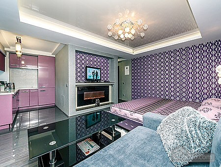 Renovated apartment with a new design, Studio (95276), 002