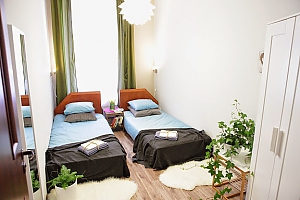 Adorable apartment with two bedrooms, Dreizimmerwohnung, 002