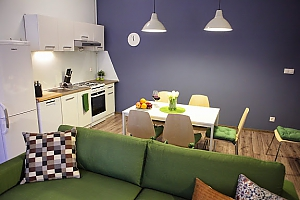 Adorable apartment with two bedrooms, Dreizimmerwohnung, 001