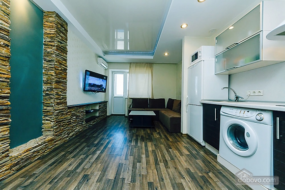 Renovated apartment in hi-tech style , One Bedroom (97528), 002