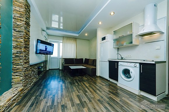 Renovated apartment in hi-tech style , One Bedroom (97528), 003