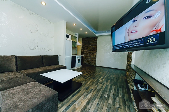 Renovated apartment in hi-tech style , One Bedroom (97528), 005