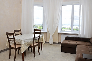 VIP apartment in 5 minutes from the sea, Two Bedroom, 001